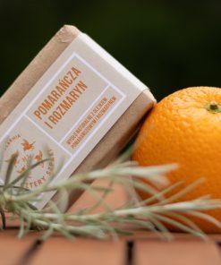 mdyło 4szpaki pomarańcza i rozmaryn
